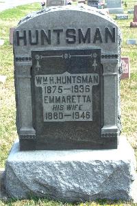 Samantha Emmaretta <i>Ott</i> Huntsman