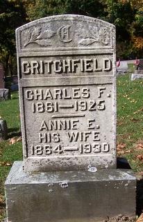 Anne E Critchfield