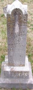 Elizabeth Betsy <i>Everett</i> Clemens
