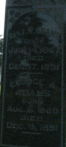 George Albert Adams