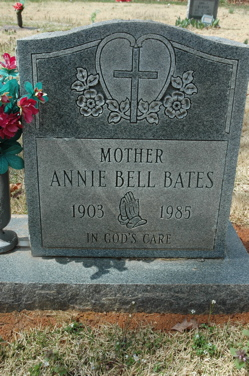 Annie <i>Bell</i> Bates