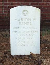 Marion Willard Banks