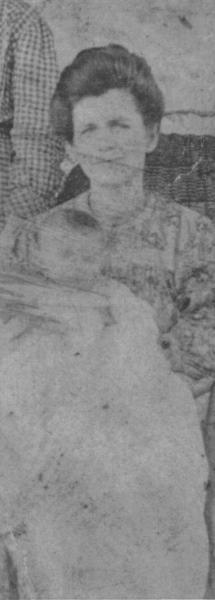 Nellie Marie Davis