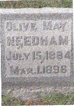 Olive May Needham