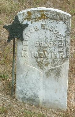 Rev George Marion Booton