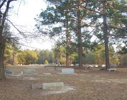 Osierfield Cemetery (White)