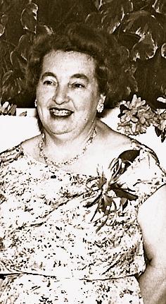 Thelma Claudia <i>Bentley</i> Alden