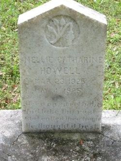 Nellie Catharine Howell