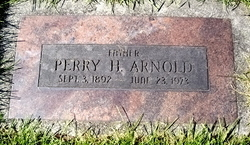 Perry H Arnold