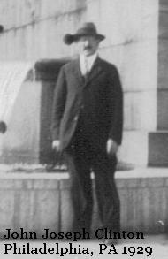 John Joseph Clinton