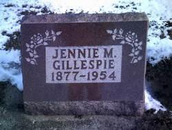 Jennie Mae <i>Hawkins</i> Gillespie