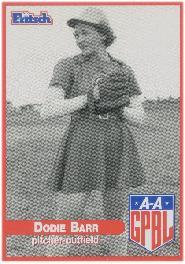 Doris Dodie Barr