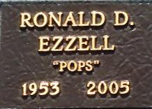 Ronald D. Ezzell
