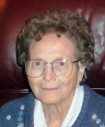 Gladys Mae Gladdie <i>Christie</i> Bertels