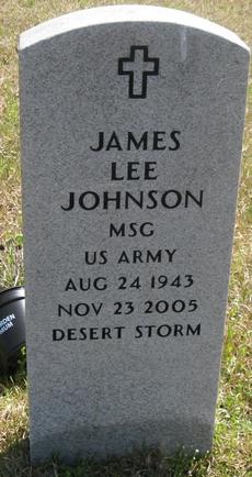 James Lee Johnson
