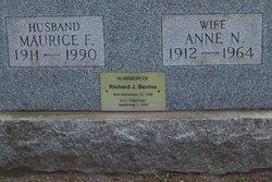Anne <i>Nicholson</i> Bevins
