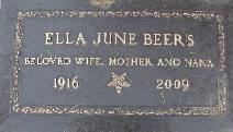 Ella June Beers