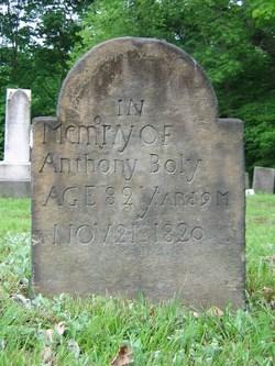 Anthony Boley