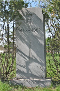 Evelyn <i>Briscoe</i> Alexander