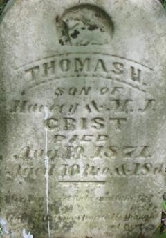 Thomas W. Crist