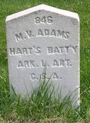 M V Adams