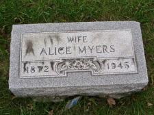 Alice Myers