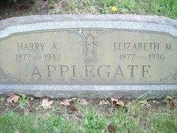 Elizabeth M. <i>McDonald</i> Applegate