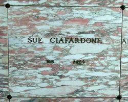 Sue <i>Marcinko</i> Ciafardone