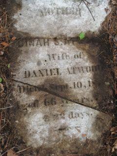 Dinah Stone <i>Knight</i> Atwood