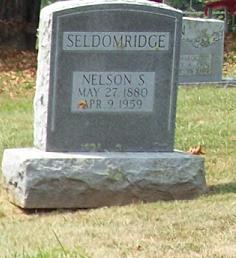 Nelson Shanklin Seldomridge