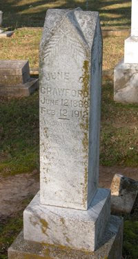 June Grady Crawford