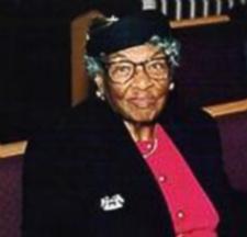 Pearl Virginia Williams