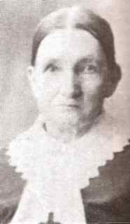 Eliza <i>Billington</i> Welch