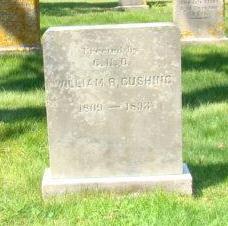 William Robinson Cushing