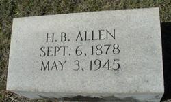 Horace Bernard Bun Allen