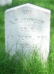 A P Johnson