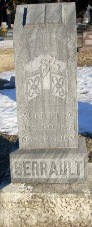 Albert A Serrault