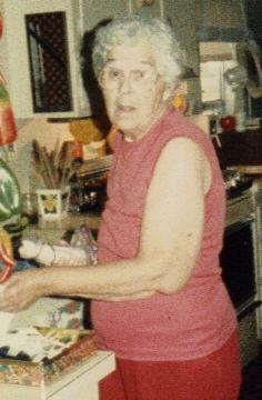 Edith Marie <i>Bough</i> Lemon