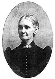 Susanna Rebecca <i>Denty</i> Abernathy