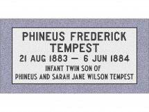 Phineus Frederick Tempest