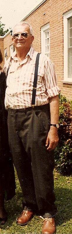 Moses Arthur Naylor