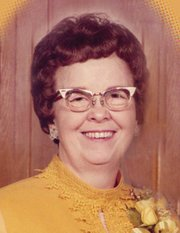 Blanche Emma <i>Kingsboro</i> Moen