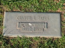 Charlie Elliott Cates