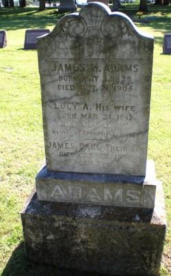 Sgt James H. Adams