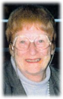 Helen Earleen Red <i>Gaughenbaugh</i> Wilson