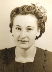 Florence Peggy <i>Moorehead</i> Birlson