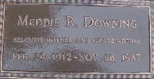 Meddie R. Downing