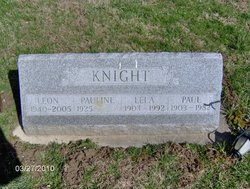 James Leon Knight