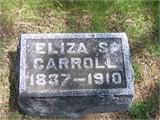 Eliza <i>Shanklin</i> Carroll