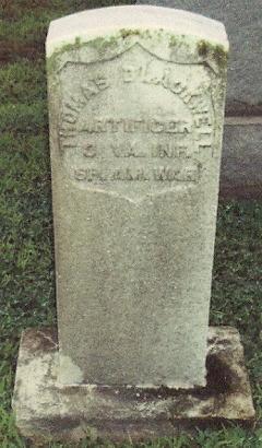 Thomas Blackwell